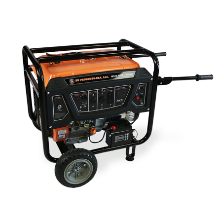 Portable Job Site Generators