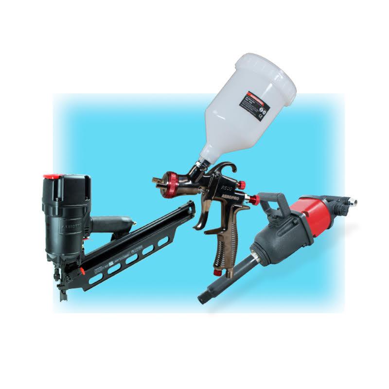 AEROPRO Pneumatic Tools