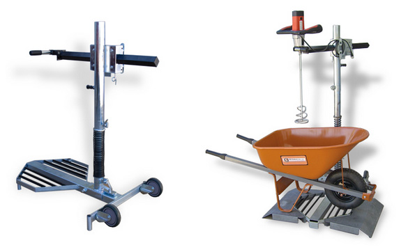 Portable Mixers & Stands