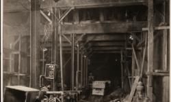 New York City Subway Construction, 1921