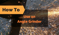 How to Use an Angle Grinder to Cut Rebar