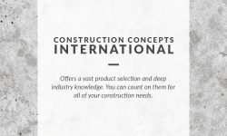 Distributor Spotlight: Construction Concepts International