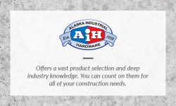 Distributor Spotlight: Alaska Industrial Hardware