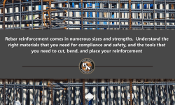 Choosing Different Rebar Sizes for Your Project