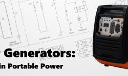 New Inverter Generators by BN Products-USA™