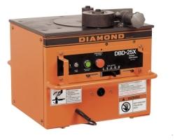 DBD-25X 7/8″ Rebar Bender