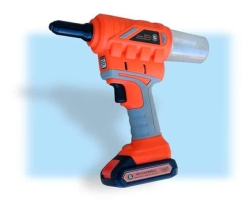 BNCP-100 Battery Operated Pop Rivet Gun