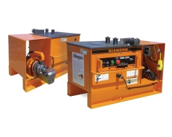 DBC-25H Bender with DC-25X Cutter Combo