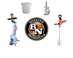 Paddle Mixer Accessories