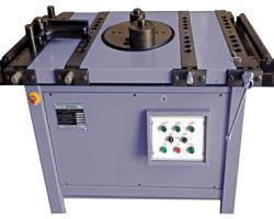 Sigma Series Professional DBM-40P Production Rebar Bender