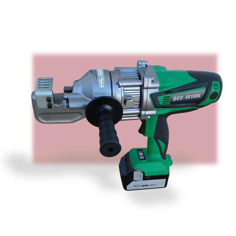 Dcc 1618hl Rebar Cutter Portable Rebar Cutters Bn Products