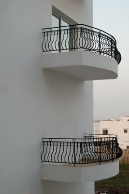 Balcony Error - Construction Mistakes
