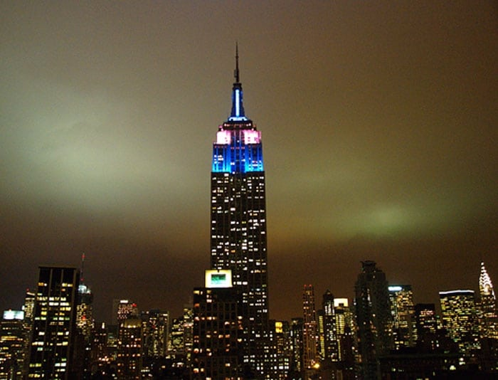 Empire State Building - Contruction photo of the week