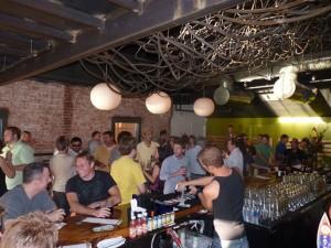 Bar made out of rebar