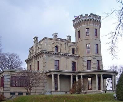 Wards Castle Reinforced Concrete