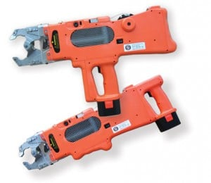 BNT-64 Rebar Cutter can be configured two ways