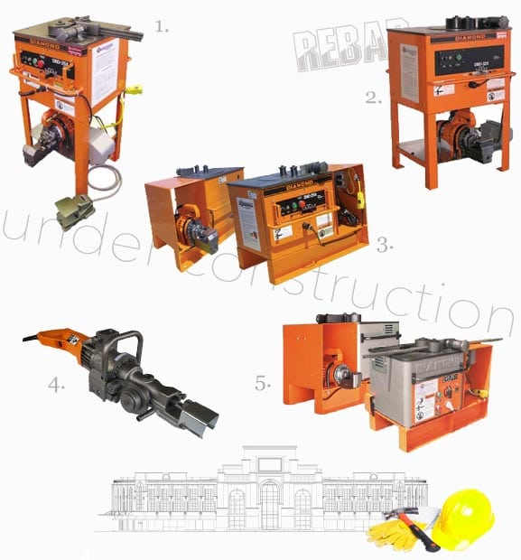 Rebar Cutting BN Products
