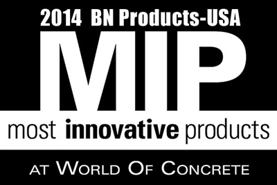 World Of Concrete MIP BN Products USA
