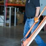 BN portable manual rebar bender/cutter