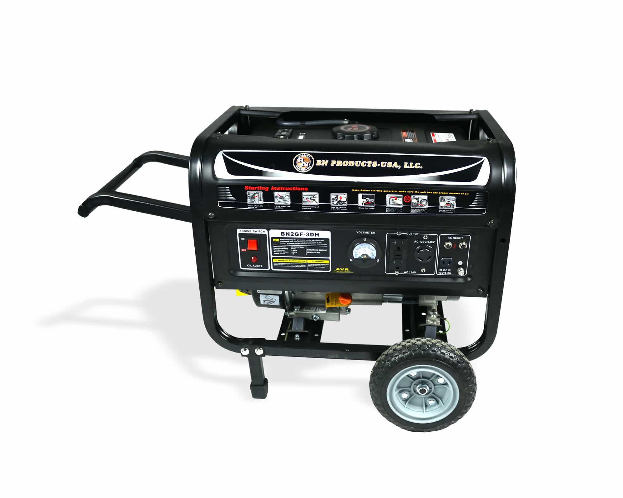 Portable Gas Generators : Honey the power went out and other reasons you need a