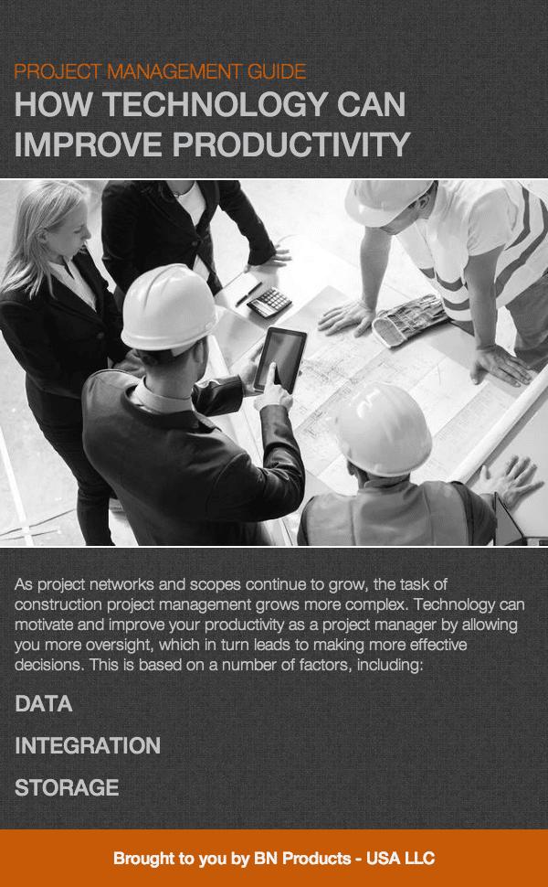 construction project management tools