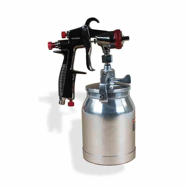 low volume spray gun
