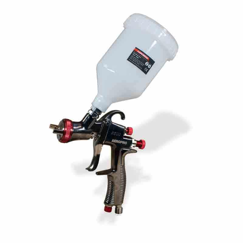low volume spray gun
