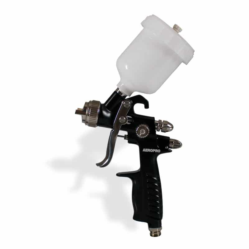r6000 low pressure mini spray gun