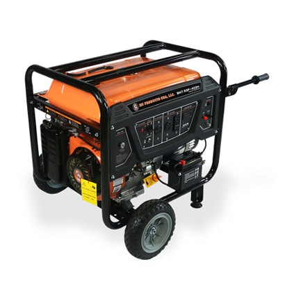 BNG7500 Gas Powered Generator by BN Products-USA