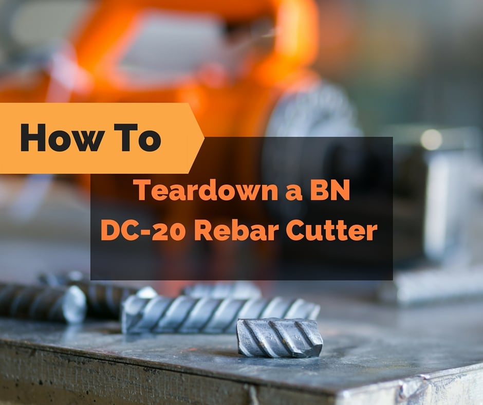 how-to-tear-down-rebar-cutter