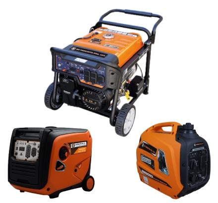 Portable Job Site Generators